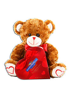 The Gifting Group Valentine's Day Bear & Chocolates Gift Set