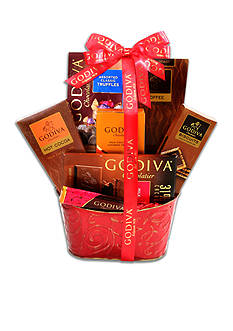 The Gifting Group Godiva Chocolate Devotion Gift Basket