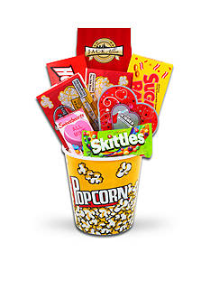 The Gifting Group Valentine Movie Sweets Gift Basket