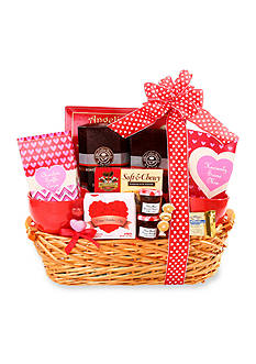 The Gifting Group Valentine's Day Breakfast in Bed Gift Basket