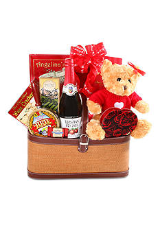 The Gifting Group Romantic Picnic for Two Gift Basket