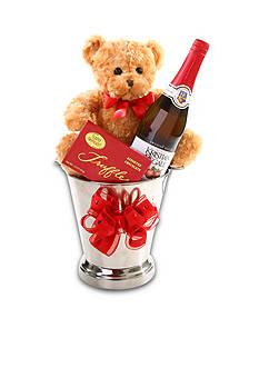 The Gifting Group Toasting Love Gift Basket