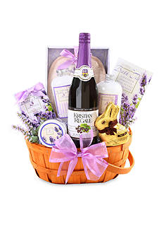 The Gifting Group Relaxing Easter Lavender Gift Basket