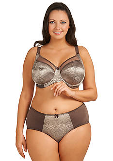Goddess Kayla Banded Underwire Bra -  GD6160 & Kayla Brief -  GD6165
