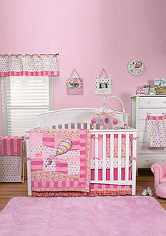 Dr. Seuss™  Oh The Places You'll Go - Pink Baby Bedding Coordinates