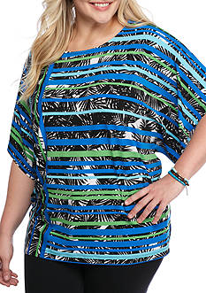 Ruby Road Plus Size Geo Graphic Collection