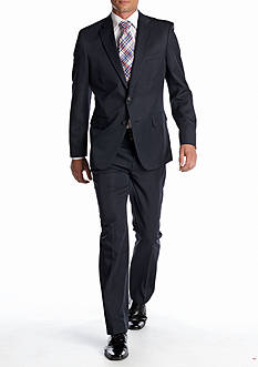Haggar® Tailored Fit Wrinkle Free Stria Stripe Suit Separates