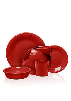 Fiesta® Scarlet Dinnerware Collection
