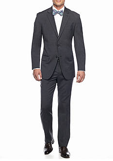 Classic Fit Wrinkle Resistant Blue Screen Suit Separate