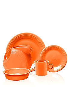 Fiesta® Tangerine Dinnerware Collection