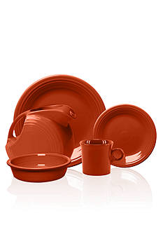 Fiesta® Paprika Dinnerware Collection