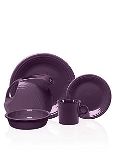 Fiesta® Plum Dinnerware Collection