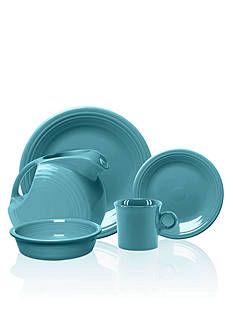 Fiesta® Turquoise Dinnerware Collection
