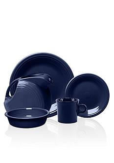 Fiesta® Cobalt Dinnerware Collection