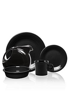 Fiesta® Black Dinnerware Collection
