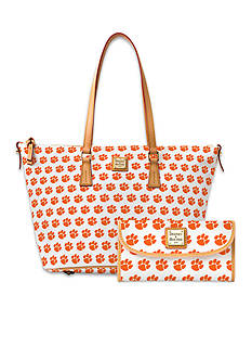 Dooney & Bourke Clemson Handbag Collection