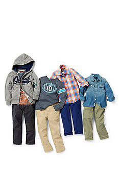OshKosh B'gosh® Back to School Collection Toddler Boys and Boys 4-7