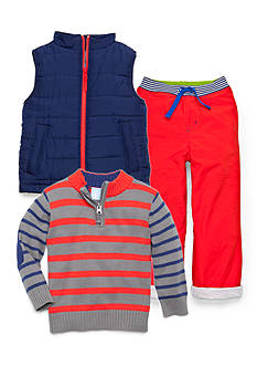 J Khaki™ Mix & Match Sweaters & Puffers Collection Boys 4-7