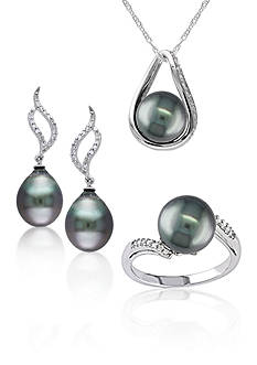 Belk & Co. Tahitian Cultured Pearls Fine Jewelry Collection