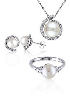 Belk & Co. Lustrous Cultured Pearls Fine Jewelry Collection