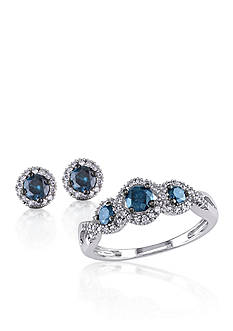 Belk & Co. Something Blue Fine Jewelry Collection