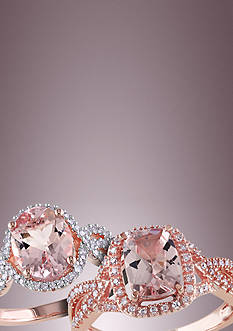 Belk & Co. Pink Champagne Fine Jewelry Collection