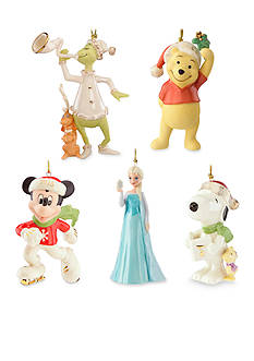 Lenox® Disney® Christmas Ornament Collection