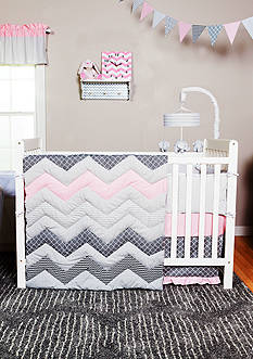 Trend Lab® Cotton Candy Baby Bedding Coordinates