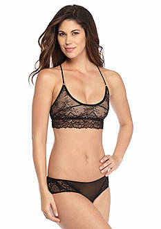 Honeydew Intimates Abby Lace Strappy Bra - 628081 & Abby Lace Tanga - 200375