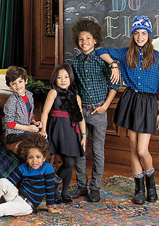 Ralph Lauren Childrenswear Very Merry Collection Girls 4-6x, Boys 4-7, Boys 8-20 and Girls 7-16