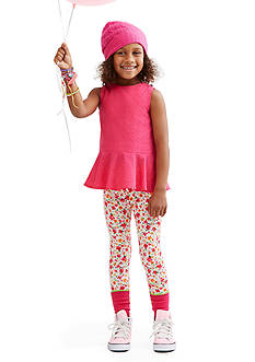 Ralph Lauren Childrenswear Floral Legging Collections Girls 4-6x