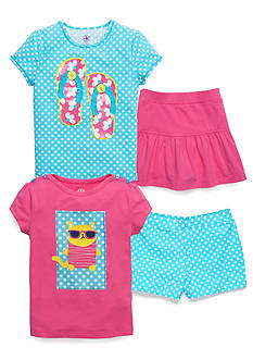 J Khaki™ Mix & Match Beach Collection Toddler Girls
