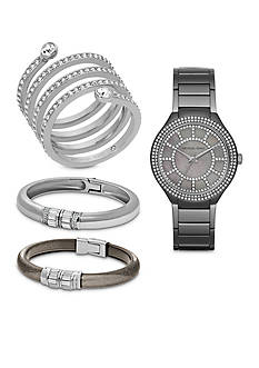 Michael Kors Silver Adornment Jewelry Collection