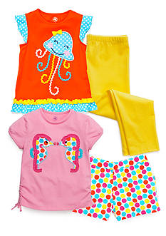 J Khaki™ Mix & Match Dots Collection Girls 4-6x