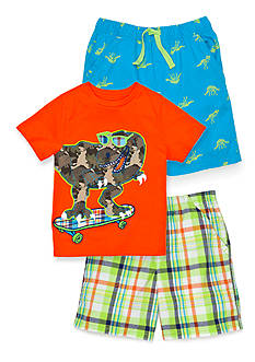 J Khaki™ Mix & Match Dino-Mite Collection Boys 4-7