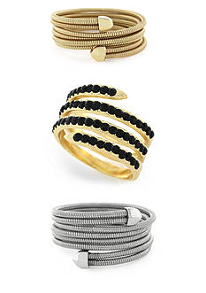 BCBGeneration Coil Me Crazy Jewelry Collection
