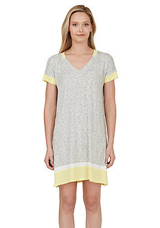 DKNY Light Gray Jersey Sleep Collection