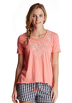 Lucky Brand Embroidered & Woven Collection