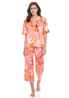 N Natori Imperial Garden Print Collection