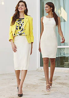 Kasper Lemongrass Mix & Match Suits