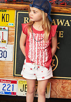Ralph Lauren Childrenswear Road-Trip Ready Collection Toddler Girls