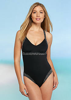 TYR® Sonoma V Neck One Piece Collection
