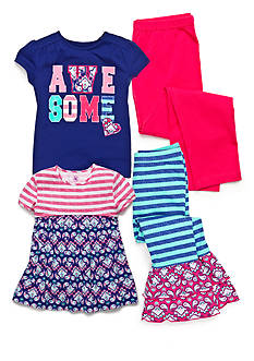 J Khaki™ Mix & Match Awesome Collection Girls 4-6x