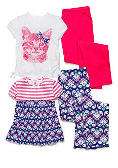 J Khaki™ Mix & Match Cat Collection Girls 4-6x