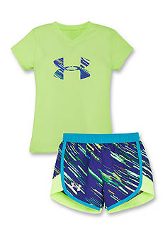 Under Armour® Lumos Collection Girls 4-6x