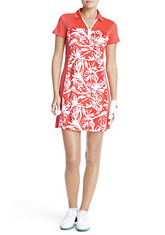 IZOD Golf Tropical Coral Collection