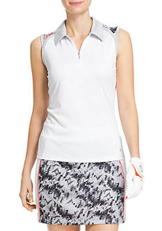 IZOD Golf Abstract Print Collection
