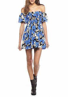Free People Shoulder Statement Dress Collection