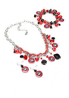 accessory PLAYS® Georgia Bulldogs Jewelry Collection
