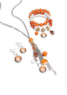 accessory PLAYS® Clemson Tigers Jewelry Collection